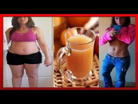 рецепт жиросжигательного напитка