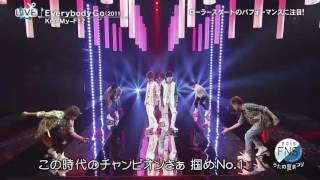 Kis-My-Ft2 - Everybody Go