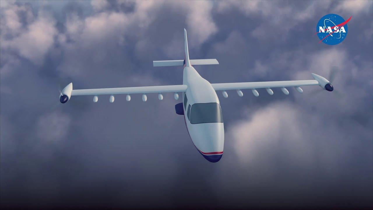 NASA Develops Collapsible Propeller