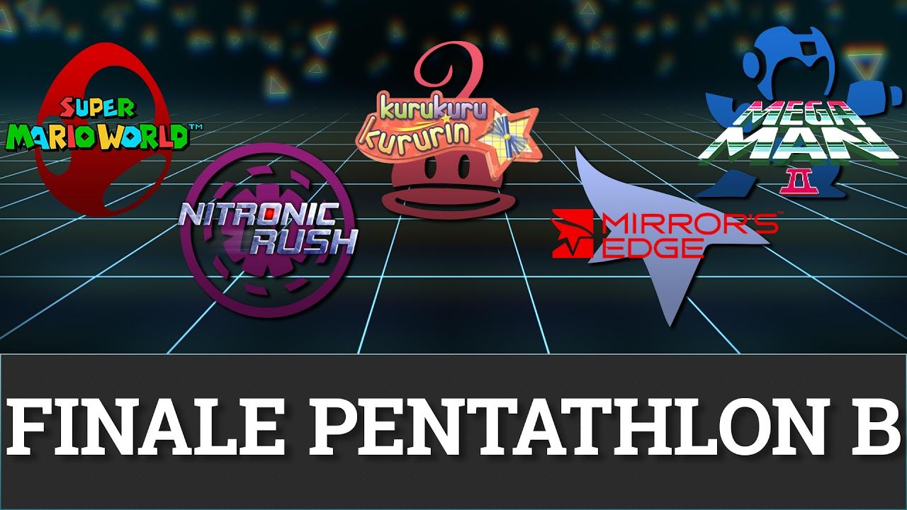 Ultime Décathlon 4 - Finale Pentatlon B
