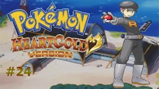 Una guarida secreta/Pokemon Heart Gold #24