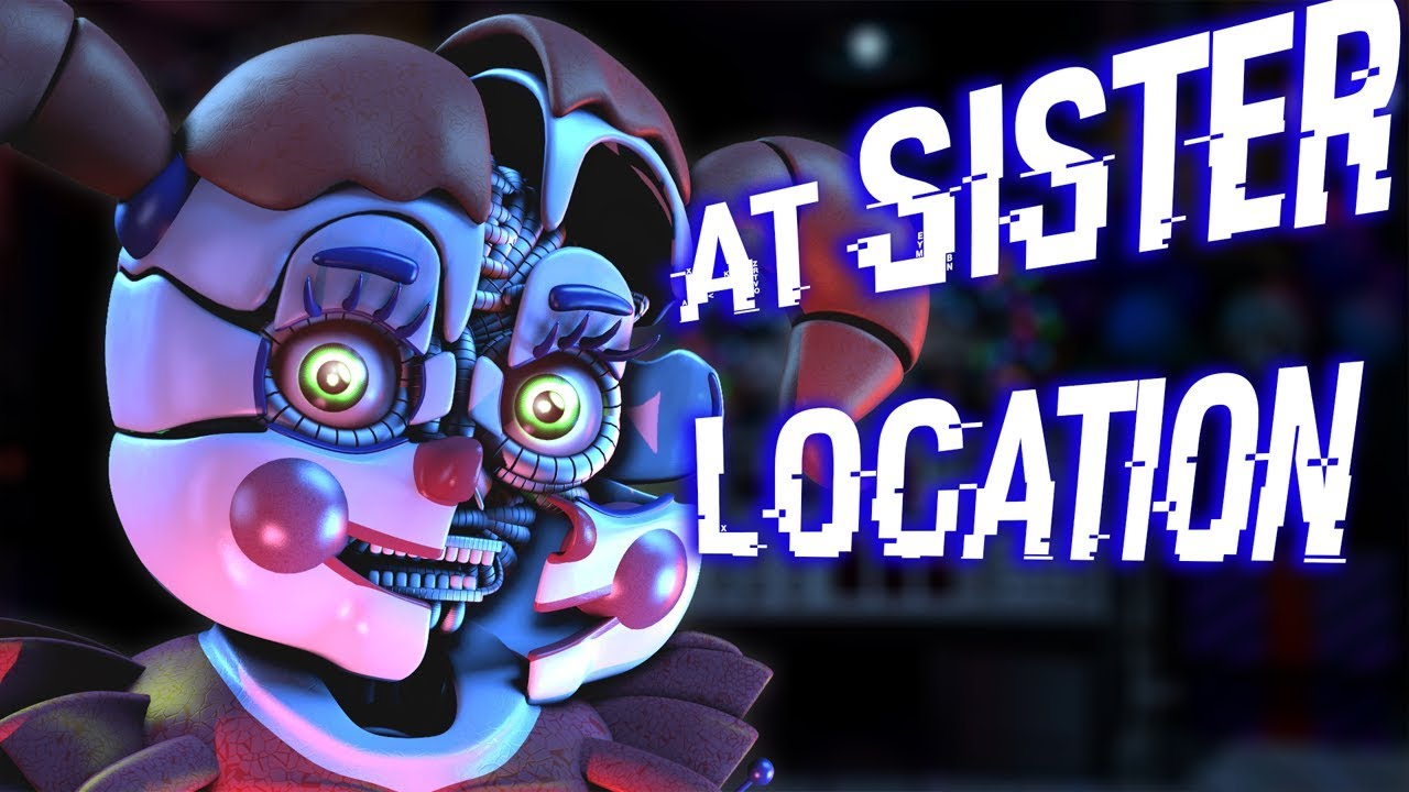"FNAF Song: ""At Sister Location"" by Chi-chi (Animated Music Video)"
