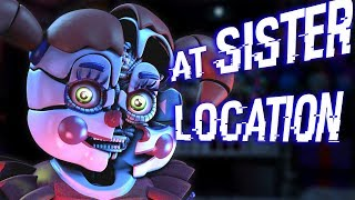 """FNAF Song: """"At Sister Location"""" by Chi-chi (Animated Music Video)"""