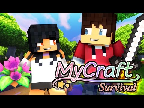 Surviving Together | MyCraft Minecraft Survival | Part 1