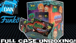 Funko Masters of the Universe Pint Size Heroes Blind Bags Full Case Opening & Review
