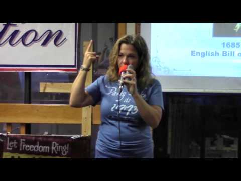 Genealogy of the Constitution | Mrs. KrisAnne Hall