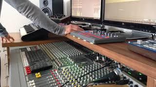 Soulful Techno Morning Jam - Korg Electribe 2 & Sampler, Moog Mother32 & Ableton