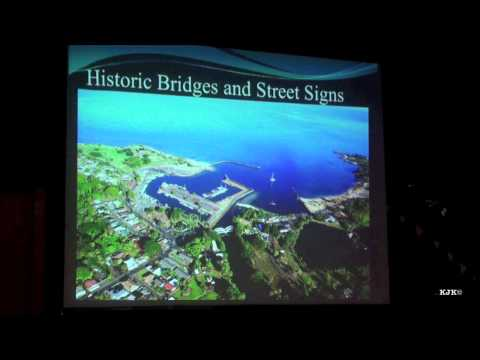 John Clark Lecture North Shore Place Names on Oahu