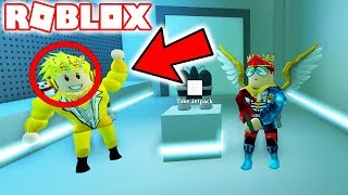 HE FOUND THE NEW JETPACK OF MAD CITY!! 😲 ROBLOX