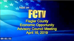 Economic Opportunity Advisory Board 4/16/2019