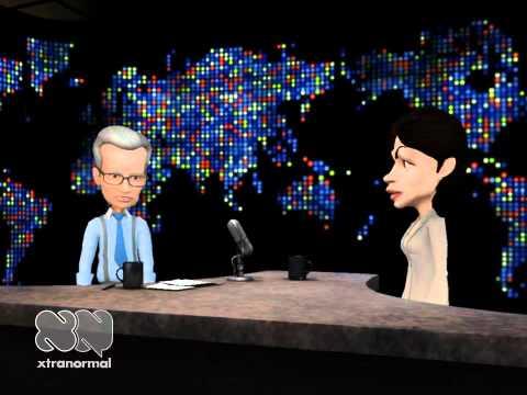 Larry King interviews Kysa Siovan