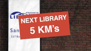 Save Toronto Public Libraries (abridged)