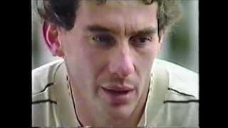 Entrevista Ayrton Senna Apos Alain Prost Deixar a McLaren 1990