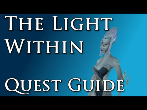 RSQuest: The Light Within Quest Guide [ Runescape | RS3 ] Full Walkthrough
