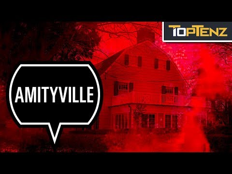 10 Of The World's Most Haunted Houses
