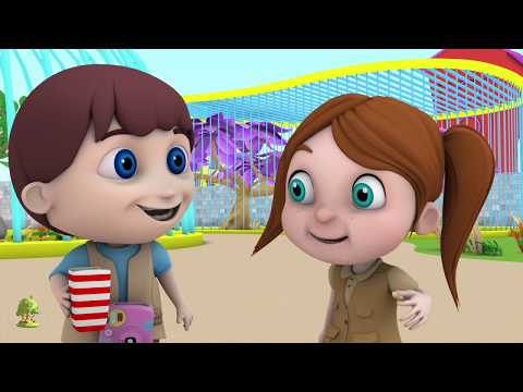 Kindergarten Nursery Rhymes For Toddlers | Cartoon Videos For Children by Little Treehouse