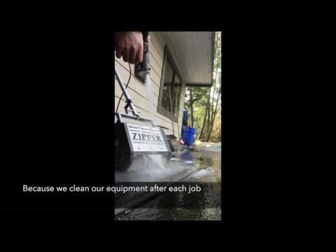 Quality Matters| Clean Equipment| Pacific Mist Carpet Cleaning