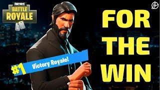 Eu ajudei alguns fãs obter o seu primeiro REAL vitórias! -Battle Royale do Fortnite