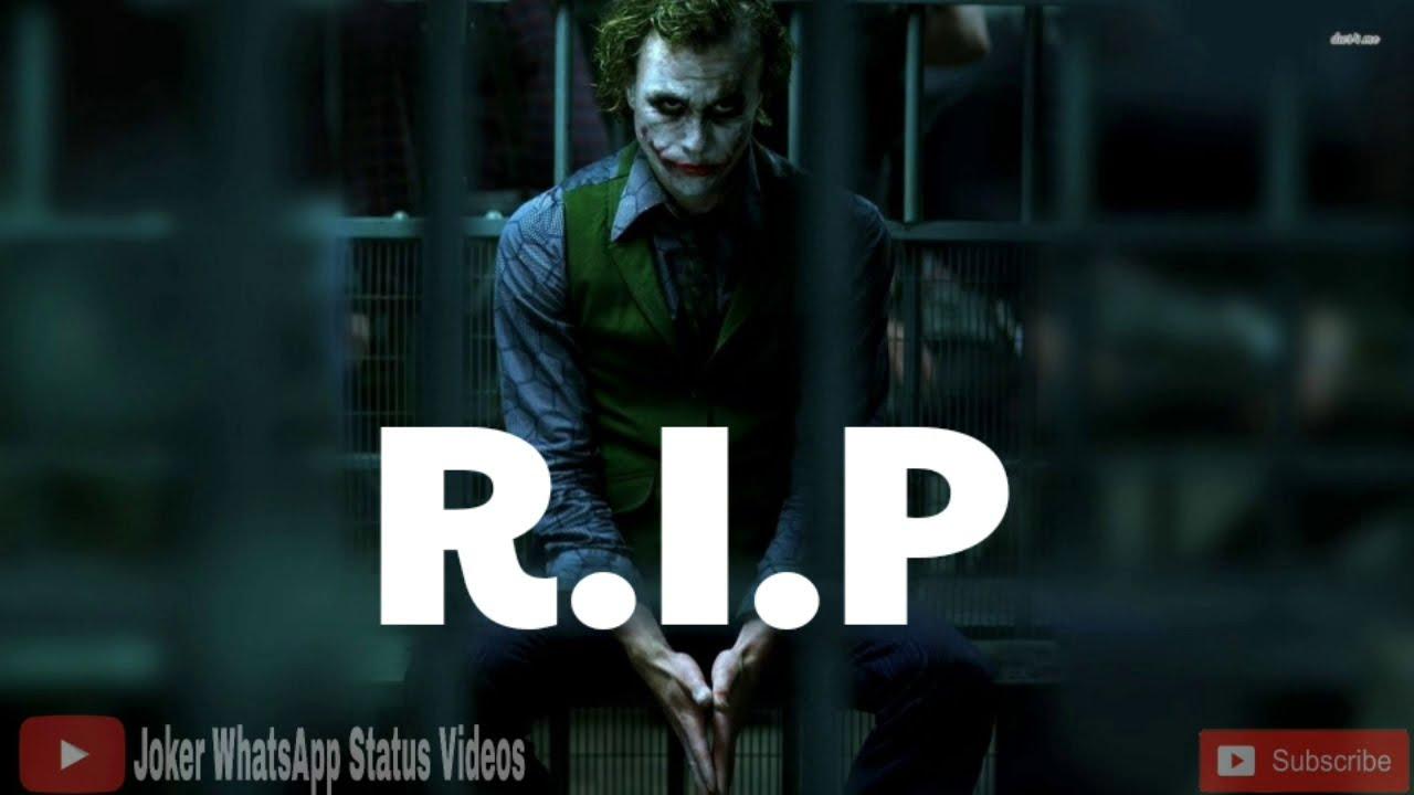 Mood off WhatsApp Status WhatsApp Mood off status Joker Sad Status Joker Mood Off Status
