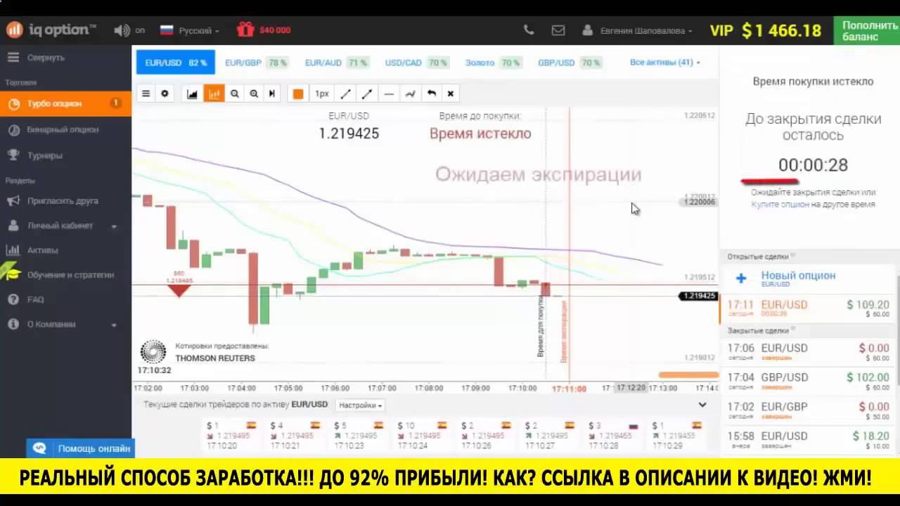 Бинарные Опционы Вводный Курс в Торговлю