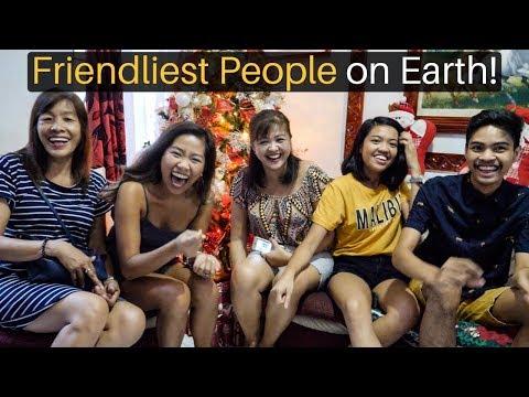 The Friendliest People on Earth (FILIPINOS!)