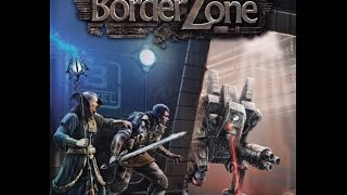 Let's play Borderzone in English. Ep 1. Fort.