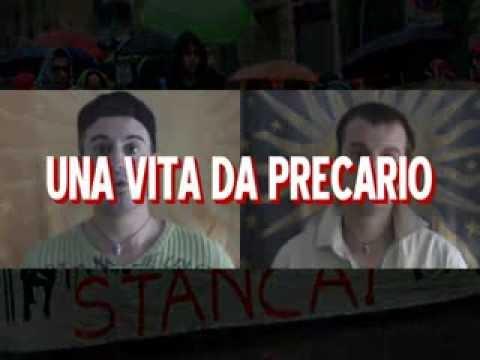 """MARCO DI CESIDIO – """"UNA VITA DA PRECARIO"""" (cover)"""
