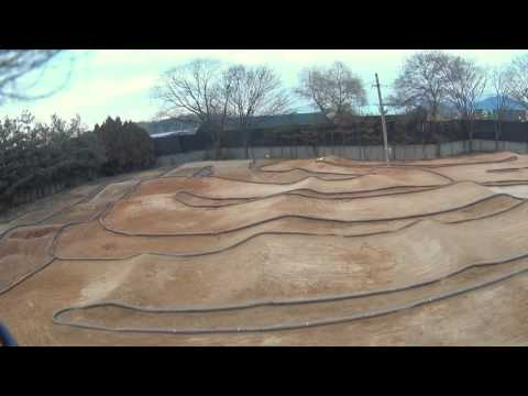Tekno ET48.3 First Run!! At DongHae Raceway in Korea