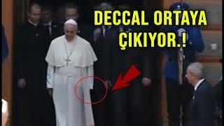 Hristiyanlar Papayı DECCAL İlan Etti. İsrail'ê Göre 2040 Yılında Kıyamet Kopacak..