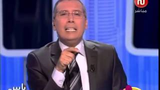 أقوى رد من برهان بسيّس للمقدّم بقناة الجزيرة ما يدعونه فيصل القاسم