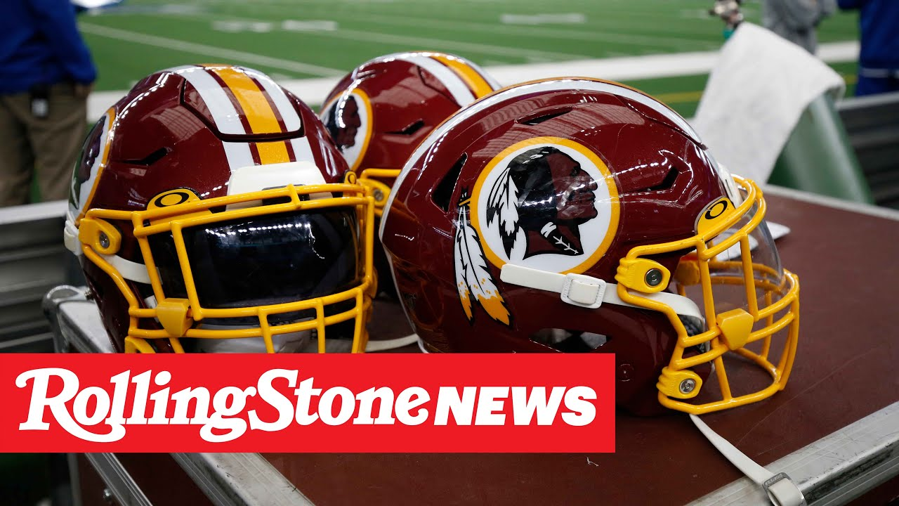 Washington D.C.'s NFL Franchise to Retire 'Redskins' Name | RS News 7/13/20