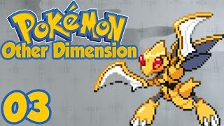Pokémon Other Dimension #03 - Un nouveau Pokémon, Darcateur !