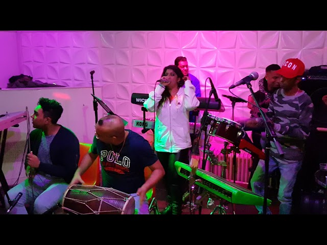 Di Di Andjena With Krishna Band Live @ Playa Lounge Cafe 26-01-2019