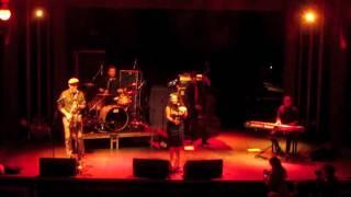 Myriam Swanson – The Rhythm Treasures ¨60 days and 60 nights¨, sala Apolo , Barcelona
