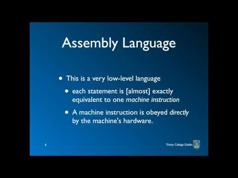 Microprocessor Systems - Lecture 1