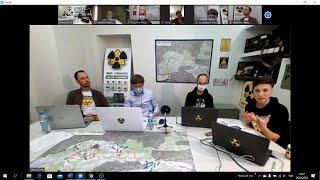 Радіація і пожежі в Чорнобилі - Radiation And Fires In Chornobyl - With English Subtitles