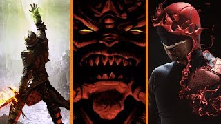 """Bioware Teases Dragon Age  + Blizzard Working On """"Many"""" Diablo Projects + Daredevil Cancelled"""