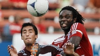 HIGHLIGHTS: FC Dallas vs Colorado Rapids, MLS May 6, 2012