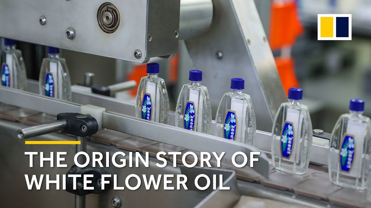 The Origin Story Of White Flower Oil Aka Old Lady Perfume Youtube