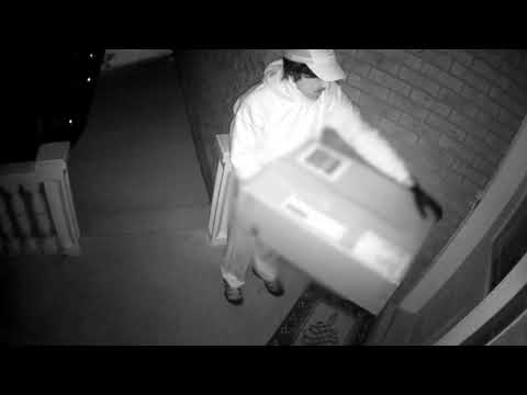 GiGi Diaz - VIDEO: Wannabe Hitman Trying to Kill Woman With Crossbow Hidden in Box