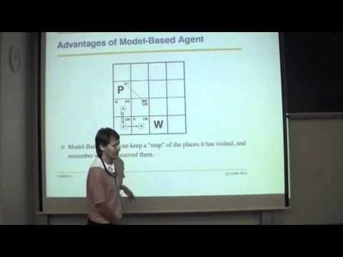 Lec 4: Agents, Artificial Intelligence - Alan Blair UNSW 2012