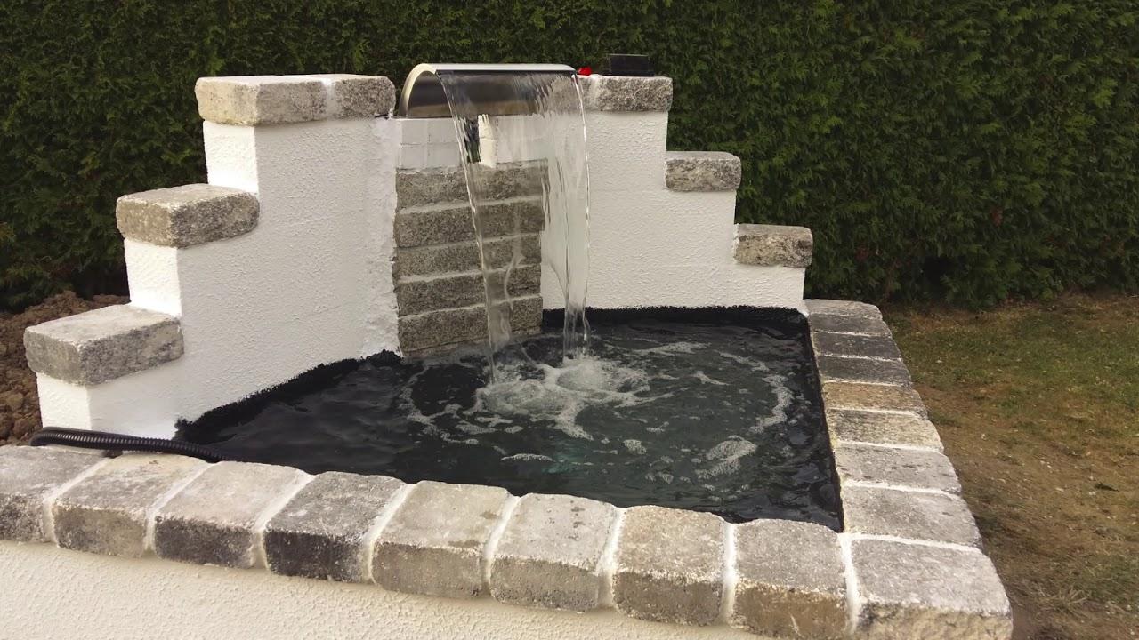 Wasserfall im Garten   Inspiration und Ratschläge zum Selbermachen