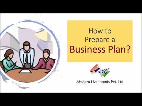 How to prepare a business plan thumbnail