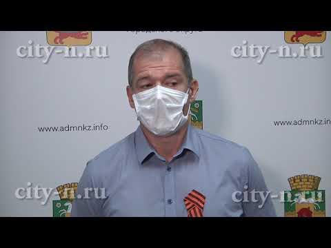 Из коронавирусного очага во 2-ой больнице Новокузнецка вывозят людей