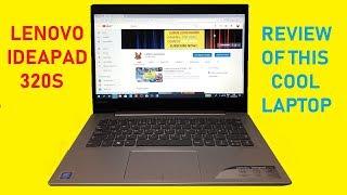 LENOVO IDEAPAD 320S - Laptop Review
