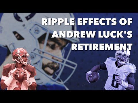 How Andrew Luck's Shocking Retirement Rocks The NFL   The Ringer