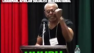 AFRICA MUST UNITE! Why We Must Send Chairman Omali Yeshitela to South Africa