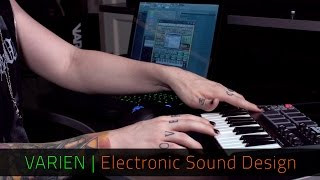 VARIEN | Electronic Sound Design | FL Studio | Razer Music