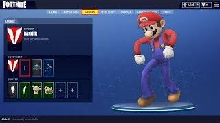 Super Smash Bros. Ultimate Fortnite Dance Reveal
