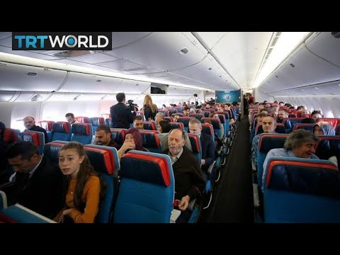Inaugural flight takes off from new Istanbul Airport | Money Talks